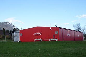 Bellach - Denner food store in Bellach