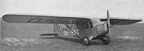 Beneš-Mráz Be-60 photo L'Aerophile June 1936.jpg