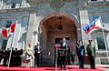 Benigno Aquino III at Rideau Hall welcome ceremony in Ottawa 5.7.15.jpg
