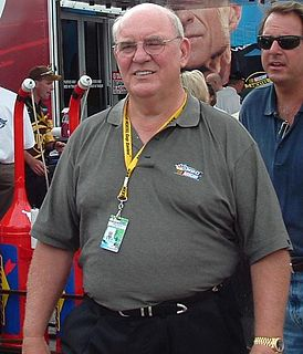 Benny Parsons American racecar driver and journalist