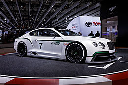 Bentley - Continental GT3 - Mondial de l'Automobile de Paris 2012 - 205.jpg