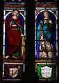 Benvenuto di giovanni e guglielmo botti, vetrate con santi, 1470 circa 04.JPG