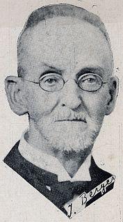 Johann Berger Austrian chess player