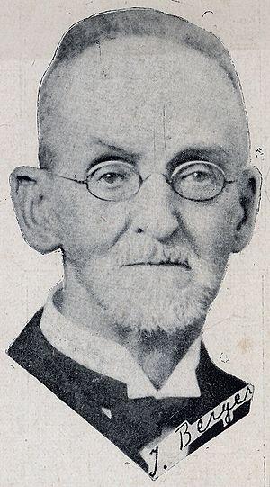 Johann Berger - Johann Berger