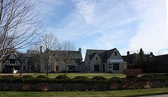 Neenah, Wisconsin - Bergstrom-Mahler Museum