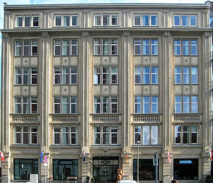 Hotel Adina Apartment Frankfurt Osloerstrasse