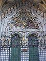 Berne cathédrale grand portail peint fin15-début16èmes.jpg