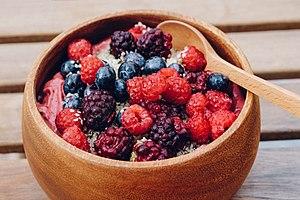Berries Galore Acai Bowl