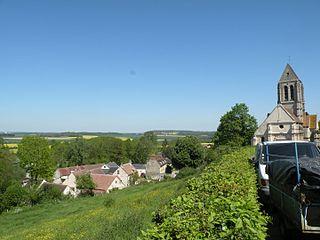 Berville, Val-dOise Commune in Île-de-France, France