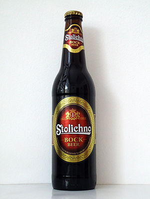 Stolichno - Stolichno Bock Beer