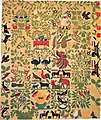 Bird of Paradise Quilt Top, Artist unidentified.jpg