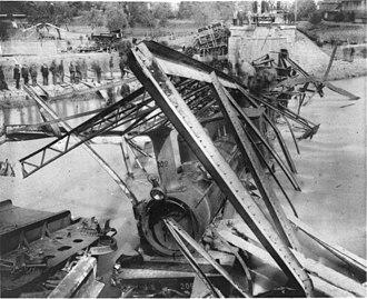 Münchenstein - Munchenstein rail disaster in 1891