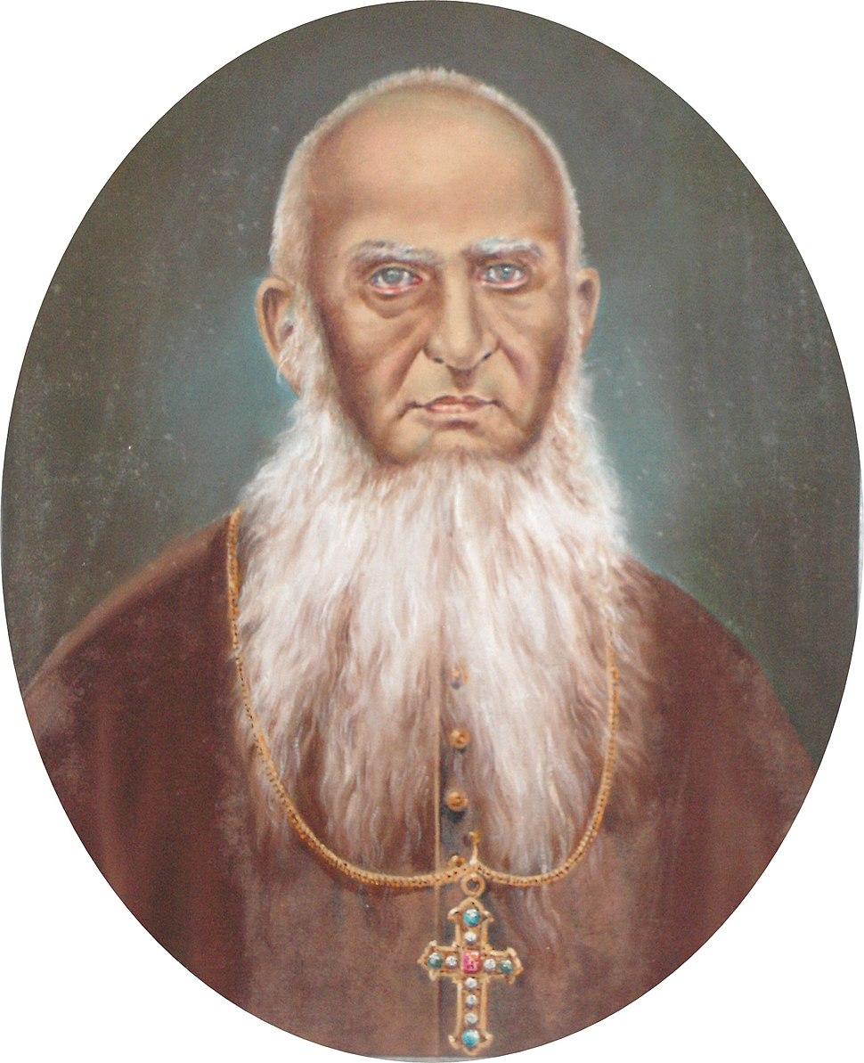 Bischof Borgna Quilon 1