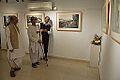 Biswatosh Sengupta - Somendranath Bandyopadhyay - Joy Mukhopadhyay - Joy Mukhopadhyay Solo Exhibition - Kolkata 2014-12-12 1263.JPG