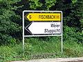 Blaaschent, Schëld CR125.jpg