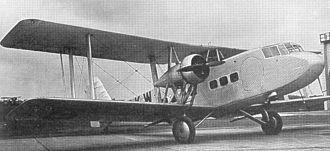 Blackburn C.A.15C - The biplane CA.15C G-ABKW