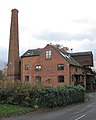 Blackdown Mill on the River Avon - geograph.org.uk - 1594570.jpg