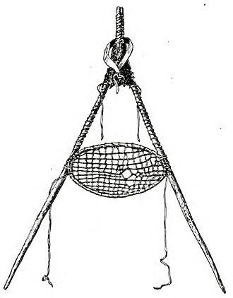 Travois - A Travois design used by the Niitsitapi