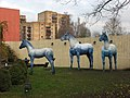 Blue horses.Riga (24690899948).jpg