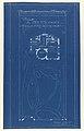 Blueprint, Villa of M. Hemsy, St. Cloud, Plan du Rez de Chaussee, 1913 (CH 18384915).jpg