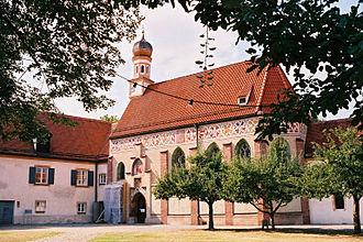 Blutenburg Castle - Palace Chapel
