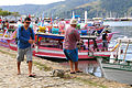 Boatman and Pedestrian - Paraty - Brazil.jpg