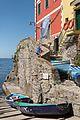 Boats - Riomaggiore, La Spezia, Italy - August 29, 2015 01.jpg