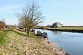 Boats on the Cam by the Fen Rivers Way at Waterbeach - geograph.org.uk - 1754623.jpg