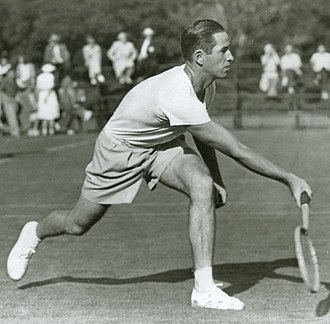 Bobby Riggs - Riggs c. 1947