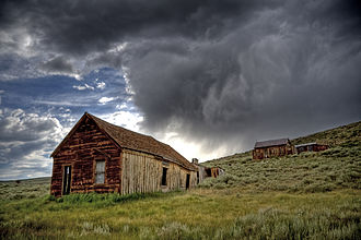State park - Bodie State Historical Park, California, USA