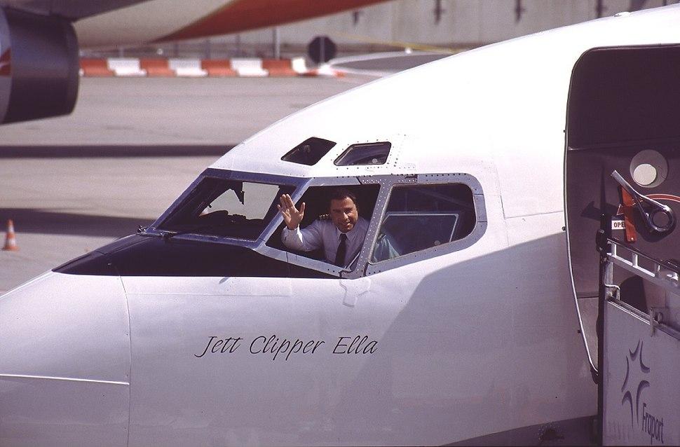 Boeing 707-138B, Qantas (John Travolta) AN0270675