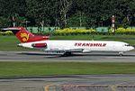 Boeing 727-2F2(Adv)(F), Transmile Air Services JP7254213.jpg