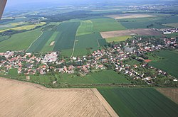 Bohuslavice from air 4.jpg