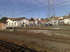 Image illustrative de l'article Gare de Boucau