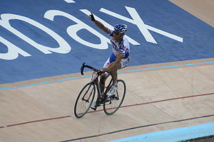 2009 Paris–Roubaix - Image: Boonen Roubaix 2009 2