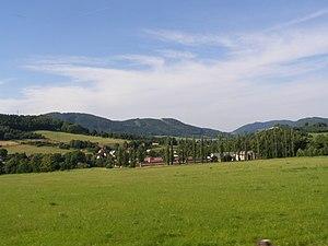 Bordovice - Image: Bordovice, sever