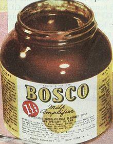 Bosco Chocolate Syrup Uk