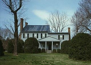 Boswells Tavern United States historic place
