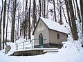 Boušínská kaplička v zimě.JPG