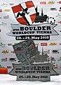 Boulder Worldcup Vienna 27-05-2010 01 trophy.jpg