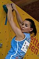 Boulder Worldcup Vienna 28-05-2010 quali-w102 Dinara Fakhritdinova.jpg