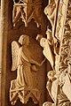 Bourges (18) Cathédrale Saint-Étienne - Extérieur - Portail Saint-Ursin - 35.jpg