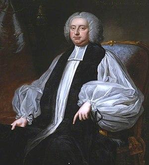 Richard Trevor (bishop) - Richard Trevor, Bishop of Durham