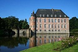 Braine-le-Château: the castle