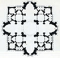 Bramante; plan for St. Peter's.jpg