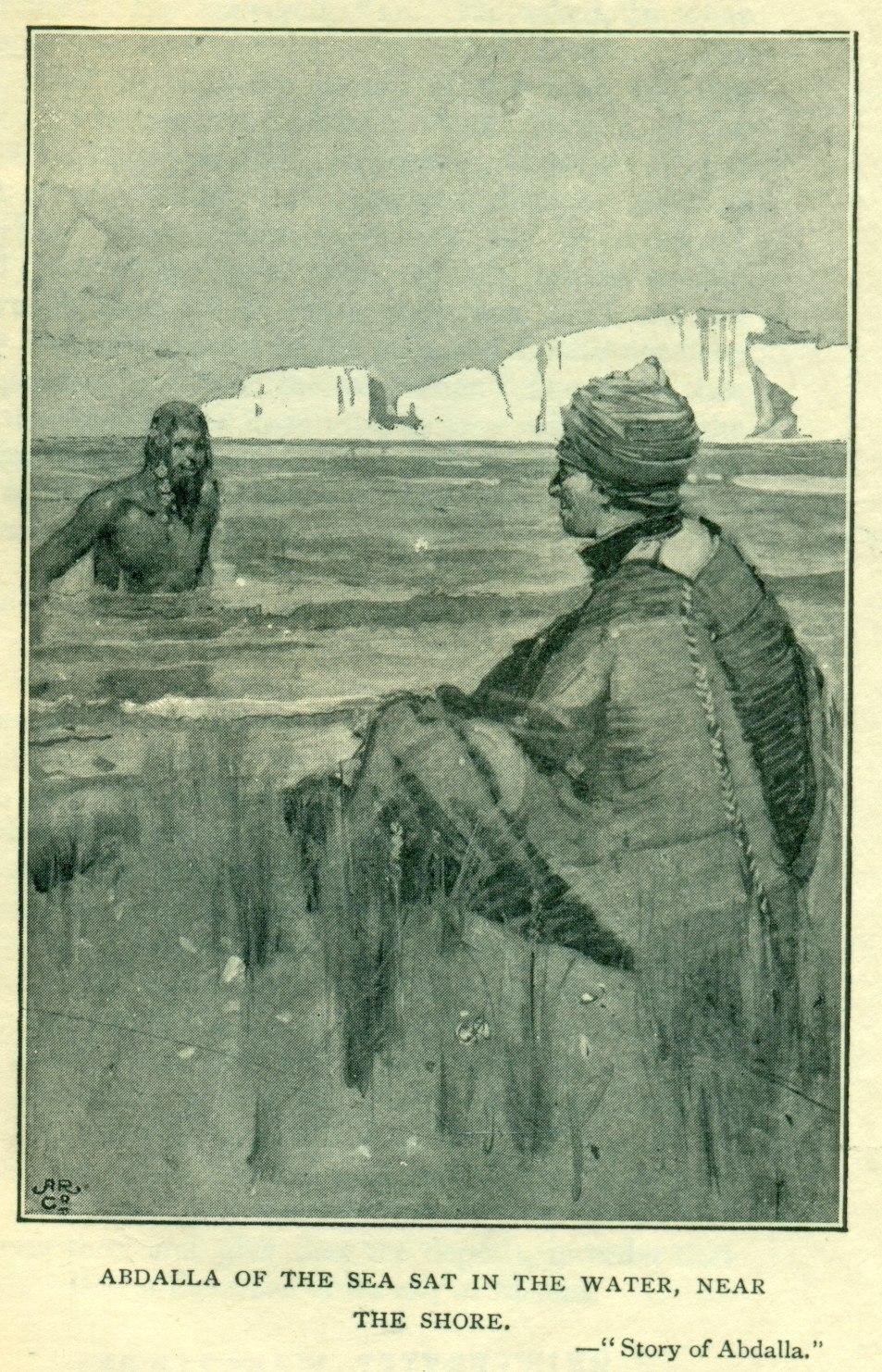 Brangwyn, Arabian Nights, Vol 6, 1896 (4)