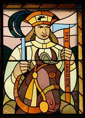 Social bandit - Juraj Jánošík - a Slovak social bandit who became a folk hero