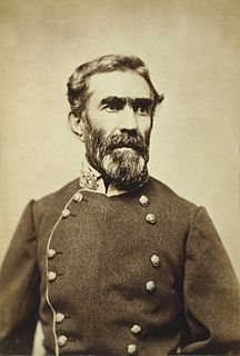 Braxton Bragg Confederate Army general