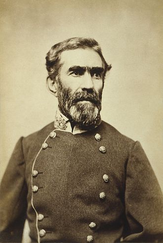 Louisiana in the American Civil War - Image: Braxton Bragg