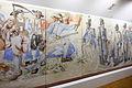 Bregenz, Kommandogebäude Oberst Bilgeri, Freskenzyklus im Martin-Häusle-Saal 05.jpg